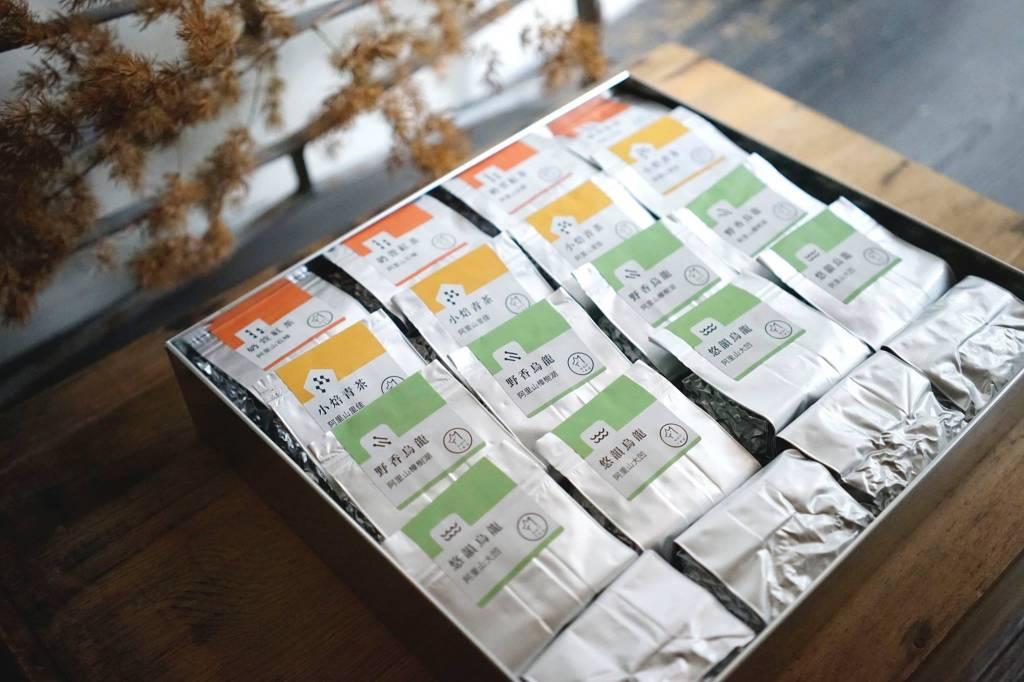 茶伴手禮,台灣茶伴手禮,台灣茶禮盒